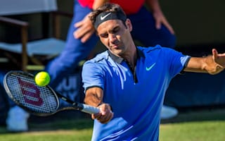 Classy Federer eases to 1,100th ATP Tour win