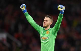 De Gea confident United will have a 'great season'