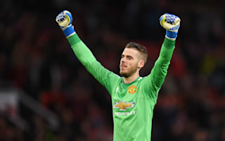 Are you watching in the NBA? - Dunking De Gea shows off basketball skills
