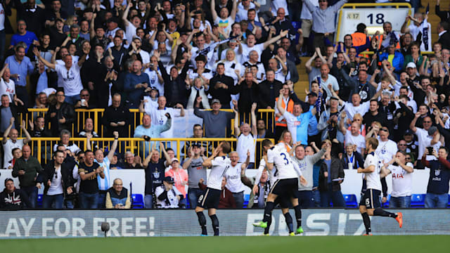 Kane's pride at scoring Tottenham's last goal at White Hart Lane