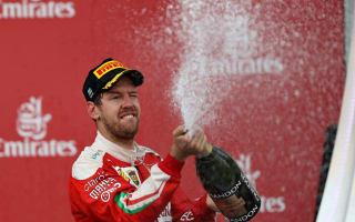 Vettel happy to set own strategy in Baku