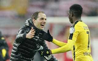 Tuchel ushers Dortmund back to the well after Bayern triumph