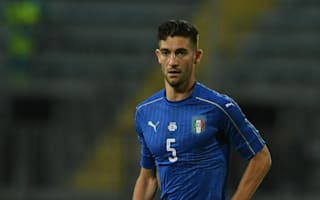 Gagliardini replaces injured Marchisio in Italy squad