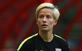 Spirit owner thwarts Rapinoe's planned protest