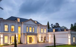 Mega-wealthy ditch historic halls for shiny new-builds