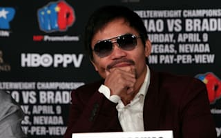 Pacquiao vows to put on a show against Bradley