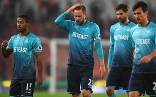 Lack of belief damaging Swansea, says Bradley