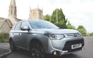 Long term report: Mitsubishi Outlander #2