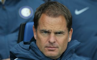 De Boer grateful for support from Inter owners