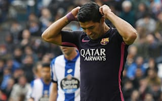 We had time to recover - Suarez not blaming Barcelona loss on PSG exploits