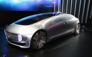 Mercedes unveils Vision Tokyo Concept