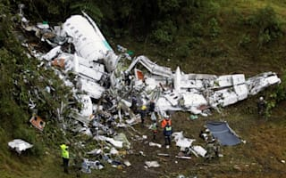 Colombia plane crash: 75 dead after 'electrical failure' on aircraft carrying a Brazilian football team