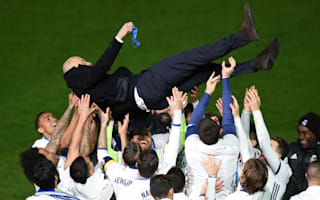 Zidane: 2016 has been the dog's b*******!