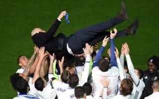 Zidane: 2016 has been the dog's b*******!