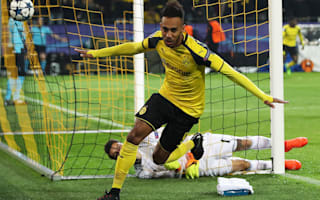 Borussia Dortmund confident Aubameyang will stay