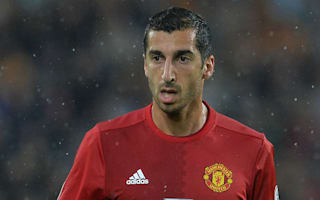 Mkhitaryan makes full debut in derby as Bravo starts for City