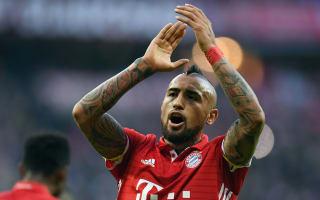 Vidal demands 11 warriors when Bayern tackle Arsenal