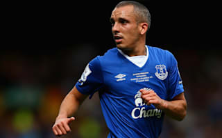 Osman unsure over Everton future