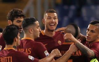 Roma 2 Empoli 0: Record-breaker Dzeko inspires Spaletti's men