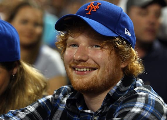 Ed Sheeran sparks marriage rumors