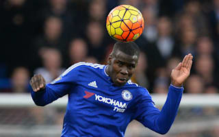 BREAKING NEWS: Zouma stretchered off after sustaining knee injury
