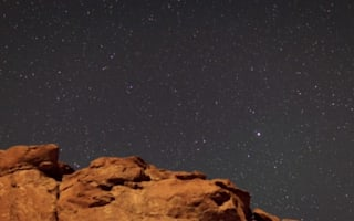 Star turn: Time-lapse video reveals amazing desert sky in Chile