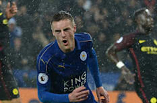Vardy ends drought as City make worst start in 10 years