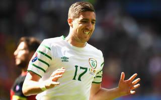 Ward hopeful of unlikely Italy upset