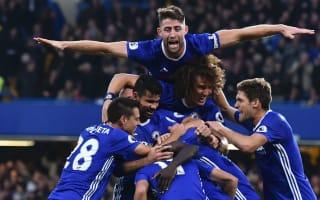 Chelsea 4 Manchester United 0: Rampant Blues humble returning Mourinho