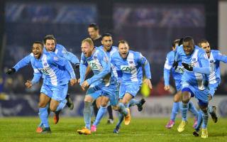 Coupe de France Review: Lille dumped out by amateurs Trelissac, Monaco edge out Evian