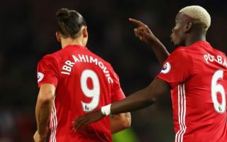Ibrahimovic like a big brother, says Pogba