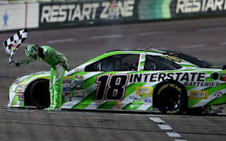 Kyle Busch wins Duck Commander 500