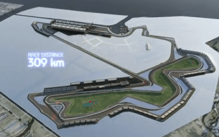 Video: Red Bull previews brand new Korean GP circuit