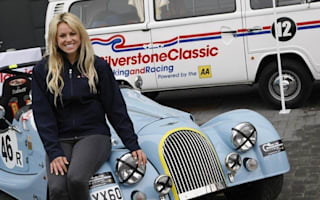Stars line up for Celeb race at Silverstone