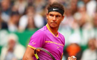 Nadal to start against Paire at Roland Garros, Muguruza faces former champion Schiavone