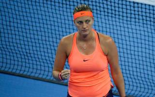 Kvitova, Wozniacki survive Luxembourg scares