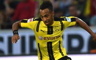 Borussia Dortmund 2 Mainz 1: Aubameyang double seals winning start for Tuchel's men