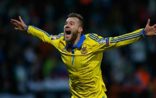 Shevchenko tells AC Milan to sign Yarmolenko