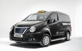 Nissan reveals its new taxi for London