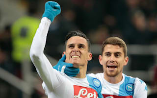 AC Milan 1 Napoli 2: Callejon settles San Siro thriller