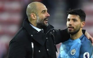 We have an exceptional relationship - Guardiola salutes brilliant Aguero