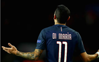 Barca tormentor Di Maria racing to be fit for PSG, Motta out