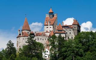 'Dracula' castle goes on sale for £50 million