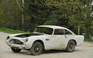 World's cheapest Aston Martin DB5 up for auction