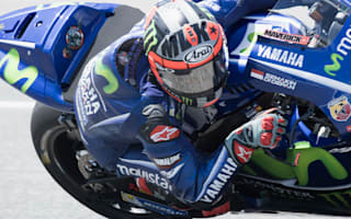 Vinales heads Yamaha front-row lockout at Le Mans