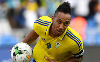 Gabon 1 Burkina Faso 1: Spot-on Aubameyang makes his point