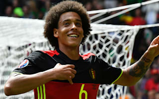 Witsel open to Serie A switch