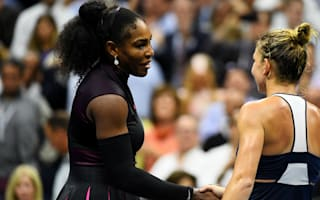 I'll be better for Halep test - Serena