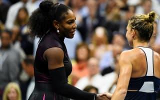 I'll be better for Halep test - Serena