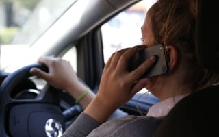 Half of Britain's drivers ignore road laws